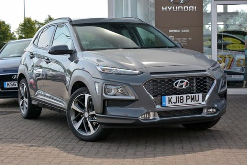 Used hyundai kona on finance from 50 per month no deposit for Hyundai motor vehicle finance