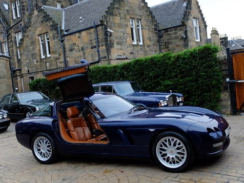 Mercedes Benz Of Midlothian >> Used Bristol FIGHTER Coupe on Finance in Edinburgh £4612 ...