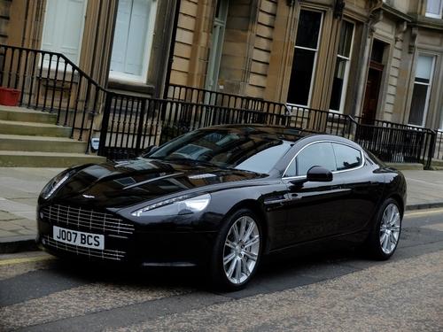 Used Aston Martin RAPIDE Saloon on Finance in Edinburgh £1221.57 per on