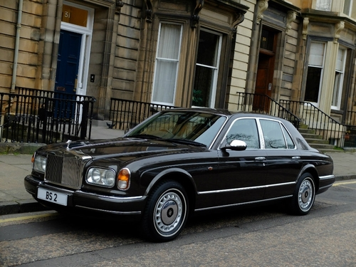 used rolls royce silver seraph on finance from 50 per. Black Bedroom Furniture Sets. Home Design Ideas