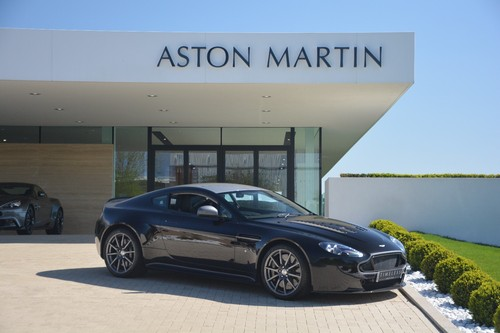 Used Aston Martin VANTAGE Dr On Finance In Bristol Per - Used aston martin vantage