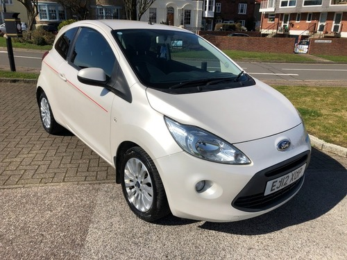 Ford Ka Zetec Ps