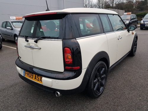 Used Mini Clubman 16l Td Cooper D 5dr On Finance In Oldham 9918