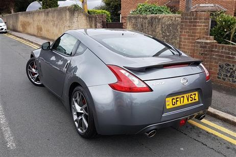 Used nissan 370z gt on finance in broadstairs per for Garage toyota dax
