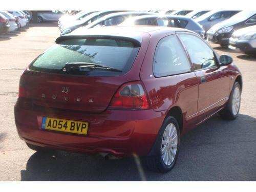 Used Rover 25 Sei On Finance In Peterborough 50 Per Month No Deposit
