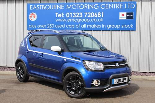 used suzuki ignis 1 2 dualjet adventure 5dr on finance in. Black Bedroom Furniture Sets. Home Design Ideas