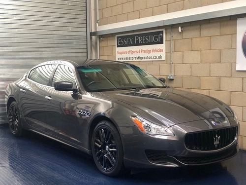 Used Maserati Quattroporte >> Used Maserati Quattroporte 3 0 Td Saloon 4dr On Finance In Harlow