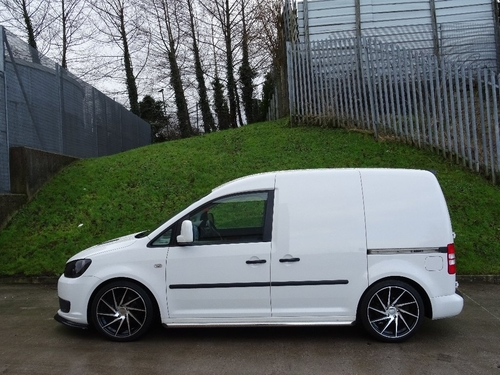 Used Volkswagen Caddy Mpv On Finance In Blackburn 163 172 91
