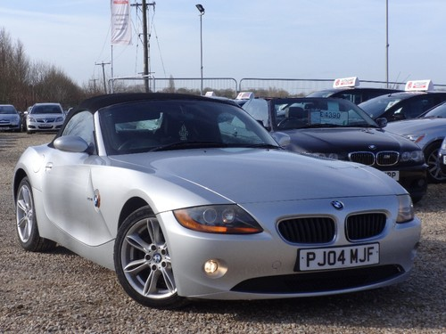 Used Bmw Z4 In Cambridgeshire On Finance From 163 50 Per