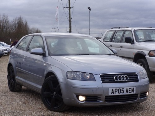 Used Audi A3 20tdi Quattro S Line Hatchback 3d 1968cc On Finance In