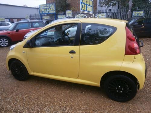 used peugeot 107 12v urban lite on finance in peterborough  u00a357 68 per month no deposit Peugeot 106 Skoda Fabia