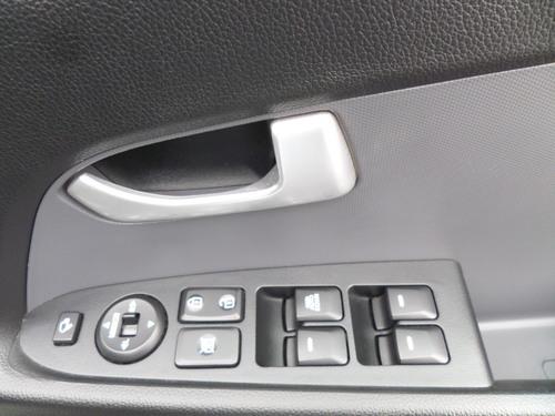 Kia Sportage speakers