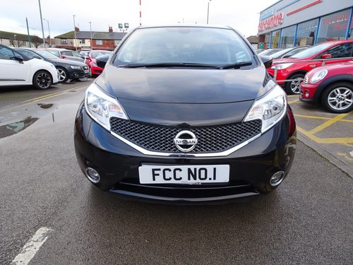 Used Nissan Note 15 Dci Acenta Premium 5dr On Finance In Fleetwood