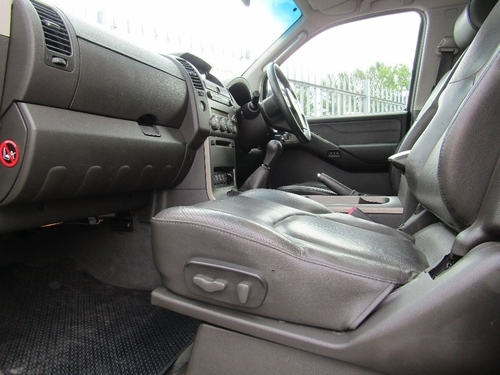 Used Nissan Pathfinder 25 Dci Aventura 5dr On Finance In Falkirk