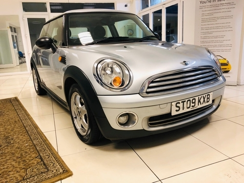 Used Mini One Clubman 14 One Hatchback On Finance In Iver 6898