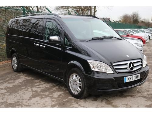 Used Mercedes Viano London >> Used Mercedes Benz Viano Mpv On Finance In London 341 32 Per Month