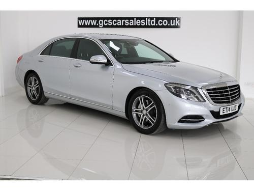 Used mercedes benz s class on finance from 50 per month for Mercedes benz salesman requirements