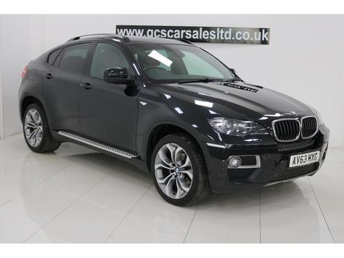 Used Bmw X6 On Finance From 50 Per Month No Deposit