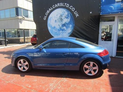 Used Audi Tt Tdi Quattro On Finance In London 163 184 45 Per