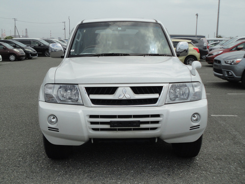 Mitsubishi Pajero Accessories Super Exceed
