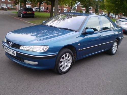 Used Peugeot 406 On Finance From 163 50 Per Month No Deposit