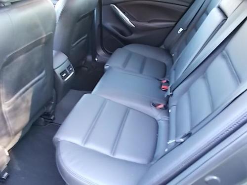 Used Mazda 6 2 2d 4dr Sport Nav 150ps Blk Lthr On