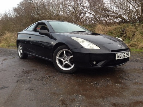 Used toyota celica vvt i on finance in leamington spa 50 for Toyota motor credit customer service