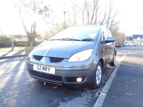 Used Mitsubishi Colt Di D Cz2 On Finance In Barnsley 163 50