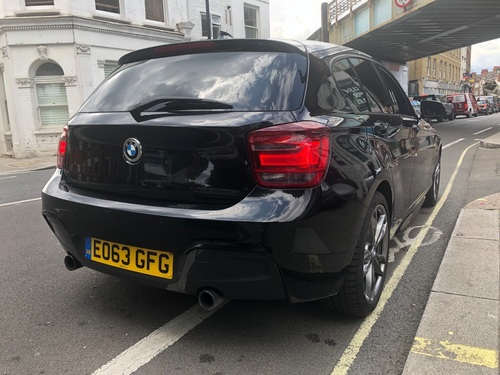 BMW M1 speakers