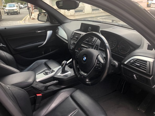 BMW M1 stereo