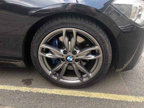 BMW M1 gps