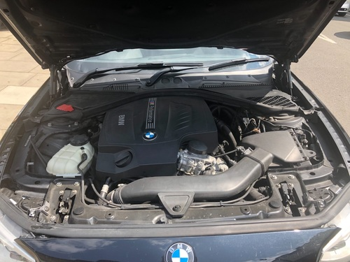 BMW M1 Fulham