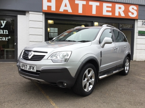 Used Vauxhall Antara Cdti 16v S On Finance In Luton 8063 Per Month