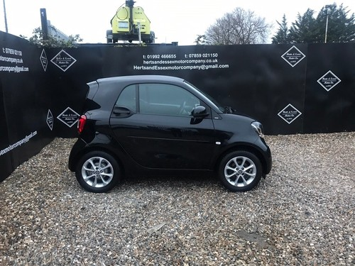 Smart Fortwo Coupe 1 0 Pion Twinamic S On Finance In