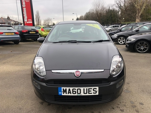 Used Fiat Punto Evo Dynamic On Finance In Stockport 163 92 17