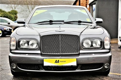 Bentley Arnage doors & Used Bentley Arnage 6.8 T 4dr on Finance in Tonbridge £530.50 per ...