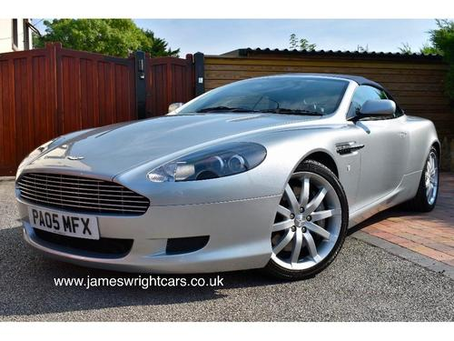 Used Aston Martin DB Volante Seq On Finance In Rainford - Used aston martin db9