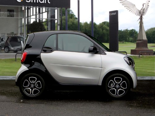 Used Smart Fortwo Coupe Premium T On Finance In York 163 249