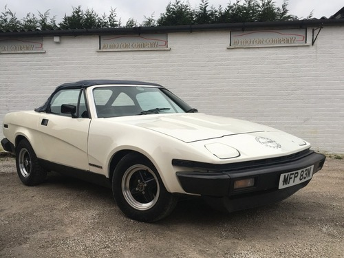 Used Triumph Tr7 2 0 2dr Excellent Condition On Finance In