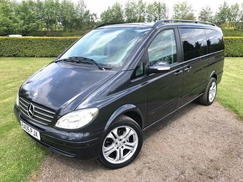 Used Mercedes Viano London >> Used Mercedes-Benz VIANO on Finance from £50 per month no deposit