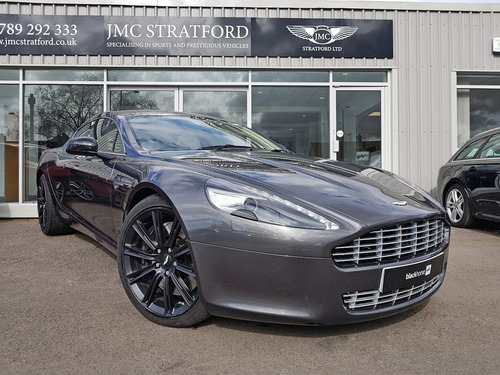 Used Aston Martin RAPIDE V12 TOUCHTRONIC 4DR 6.0 on Finance in ...