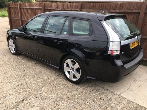 Used Saab 9 3 Tid Turbo Edition Sportwagon On Finance In