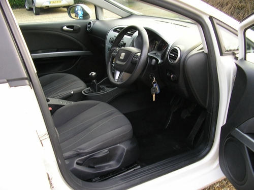 Used Seat Leon 1 6 Tdi Cr Cr Se On Finance In Sudbury 163 80
