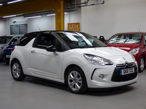 Used Citroen Ds3 Hdi Dstyle On Finance In Warwick 163 119 67