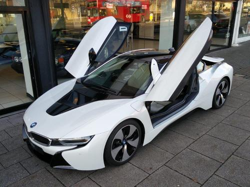 Used Bmw I8 On Finance From 50 Per Month No Deposit
