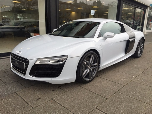 Used Audi R FSI V S On Finance In Edgware Per Month - Audi r8 used