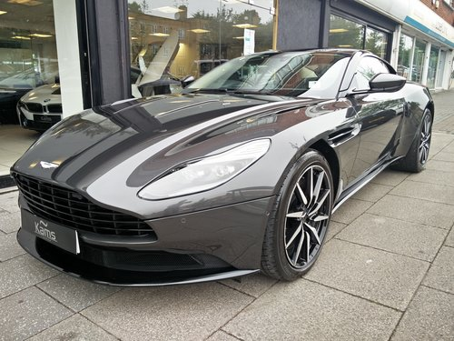 Used 2017 Aston Martin Db11 5 2 V12 Coupe On Finance In Edgware 2 668 Per Month No Deposit