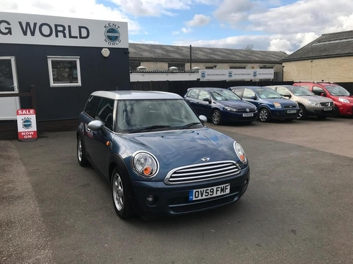 Used Mini Clubman Cooper D On Finance In Maidstone 8049 Per Month