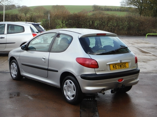 Used Peugeot 206 Hdi Look On Finance In Rewe 163 50 Per Month
