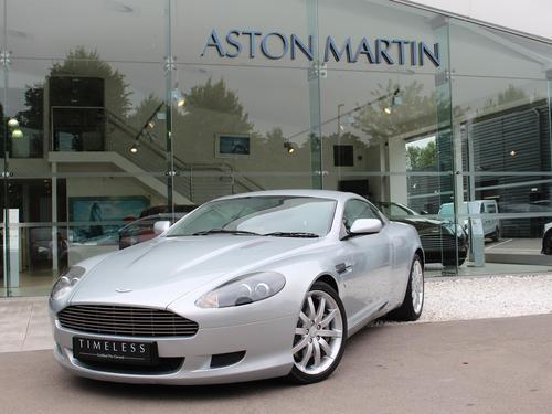 Used Aston Martin DB Coupe On Finance In Cambridge Per - Used aston martin db9